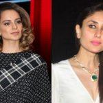 कंगना रनौत ने करीना कपूर खान को खास अंदाज में दी जन्मदिन की बधाई